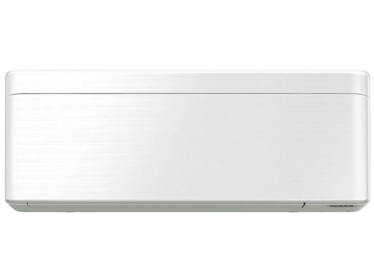 ダイキン S25WTSXS-W 19年モデル SXシリーズ 【100V用】8畳用冷暖房除湿エアコン