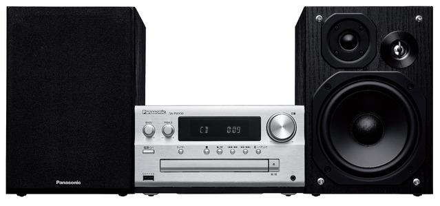 パナソニック CDステレオシステムSC-PMX90-S