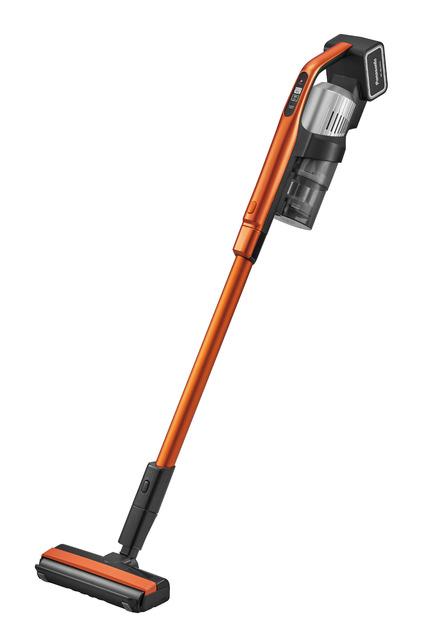 パナソニック サイクロン式充電式掃除機 MC-SBU430J-D