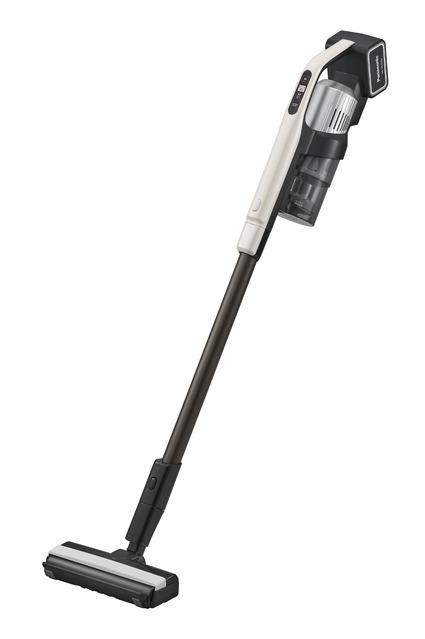 パナソニック サイクロン式充電式掃除機 MC-SBU530J-W
