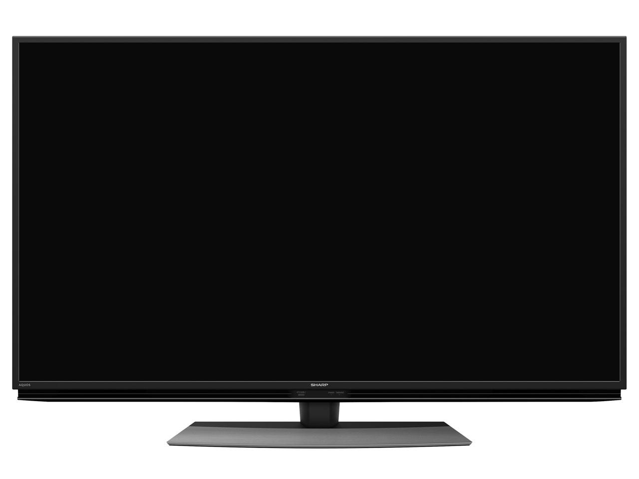 シャープ AQUOS 50V型地上・BS・110度CSデジタル4Kチューナー内蔵 LED液晶テレビ4T-C50BL1