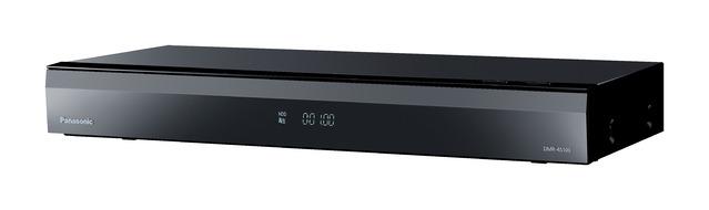 パナソニック 4Kチューナー内蔵1TB HDD/3チューナー搭載ブルーレイディスクレコーダー DMR-4S100
