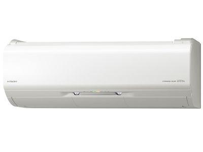 日立19年モデルZJシリーズ RAS-ZJ28J-W【ステンレス・クリーン】10畳用冷暖房エアコン