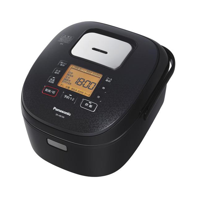 パナソニック IHジャー炊飯器 SR-HB109-K