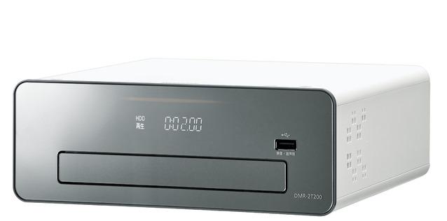 パナソニック DMR-2T200 2TB HDD/3チューナー搭載ブルーレイディスクレコーダー