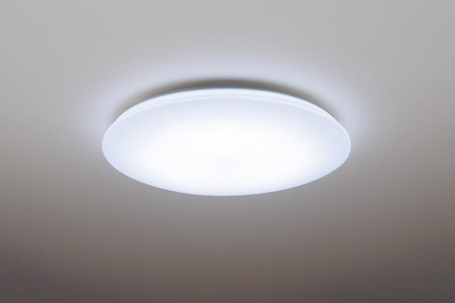 パナソニック LEDシーリングライト HH-CE1244A 12畳
