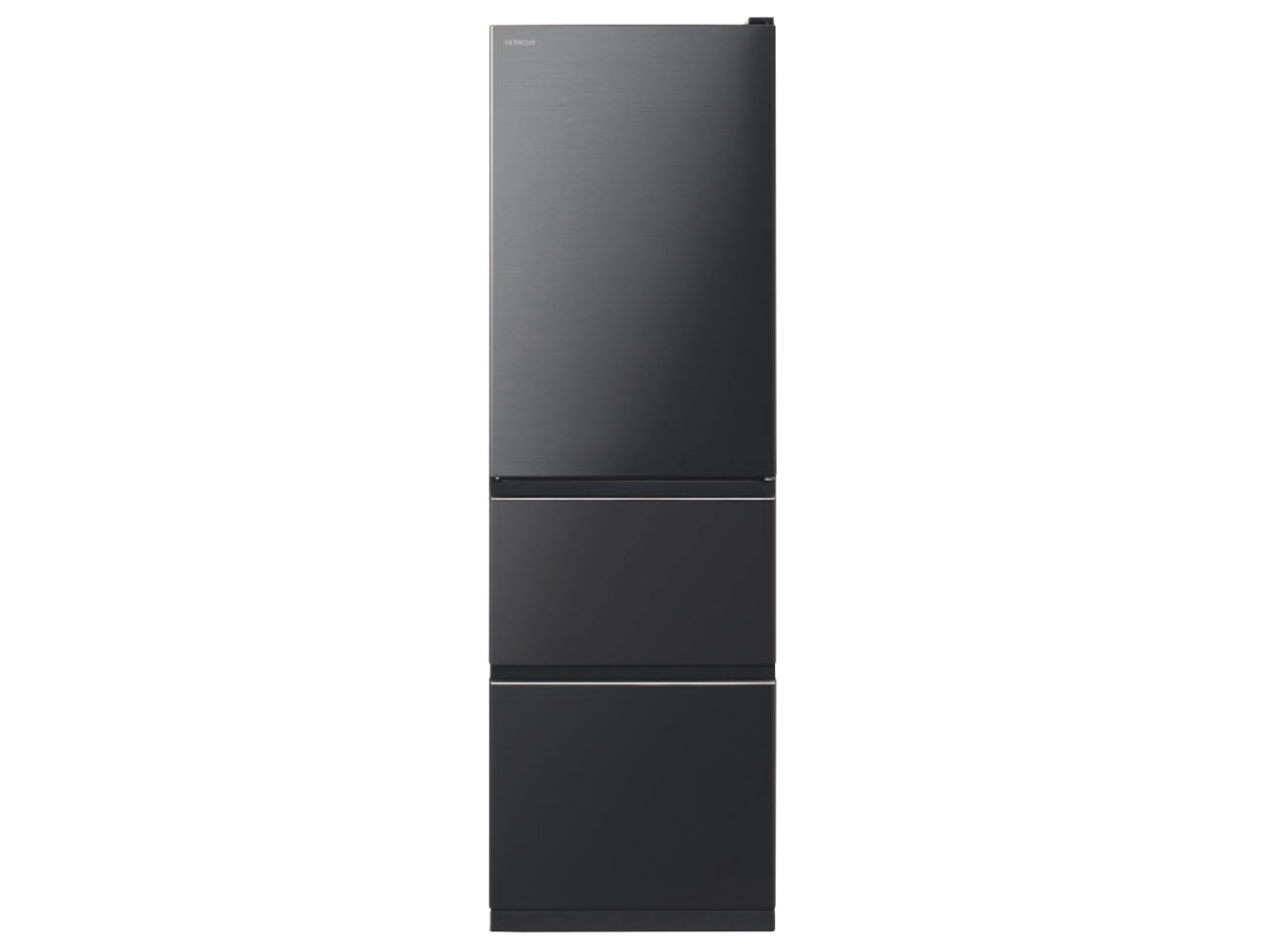 【基本設置無料】日立 315L 3ドア冷蔵庫 R-V32KV-K【右開き】