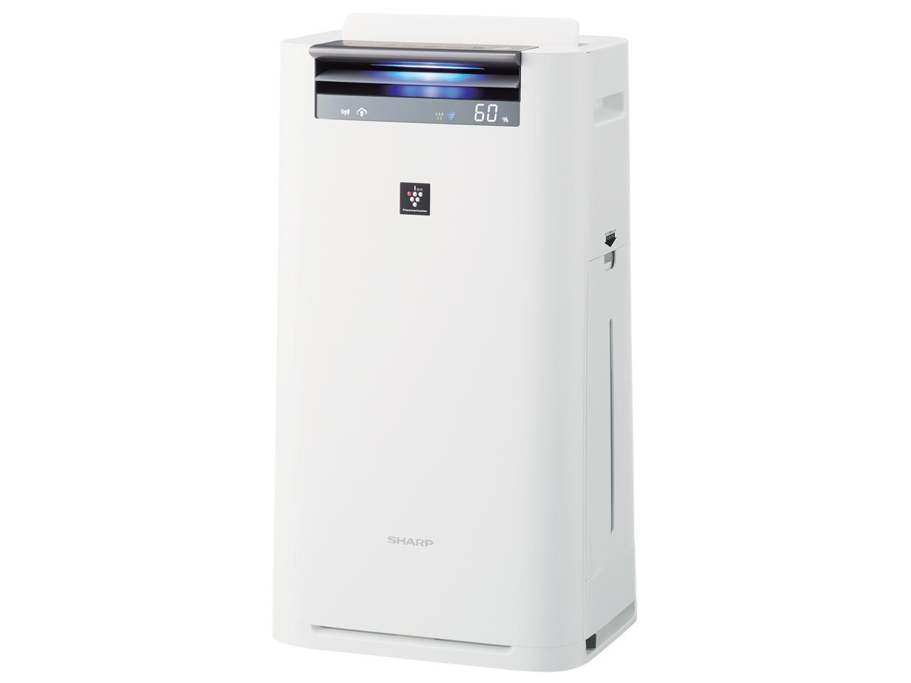 【予約受付中】シャープ プラズマクラスター25000搭載加湿空気清浄機【空清23畳まで/加湿22畳まで】KI-LS50-W
