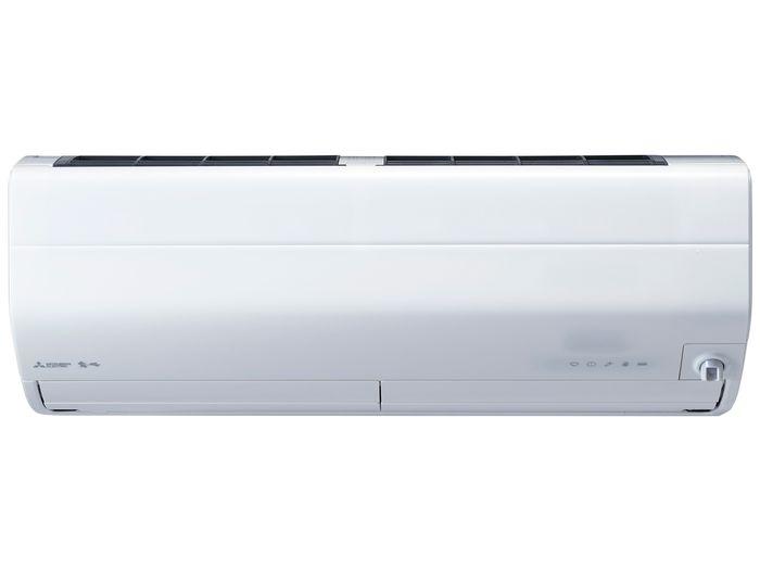 三菱 20年モデル MSZ-HXV2820S-W【ズバ暖霧ヶ峰】搭載 冷暖房10畳用エアコン200V仕様