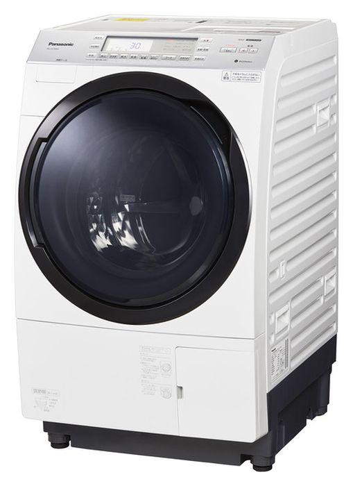 パナソニック ななめドラム洗濯乾燥機【←左開き】 NA-VX700AL-W【標準設置無料】