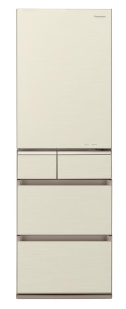 パナソニック 406L パナソニック パーシャル搭載冷蔵庫 NR-E415PV-N 右開き【標準設置無料】