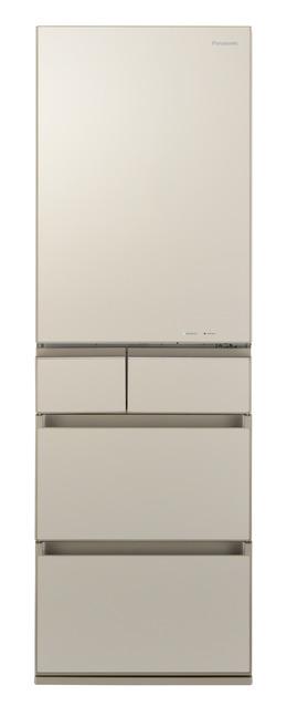 パナソニック 450L パナソニック パーシャル搭載冷蔵庫 NR-E455PX-N 右開き【標準設置無料】