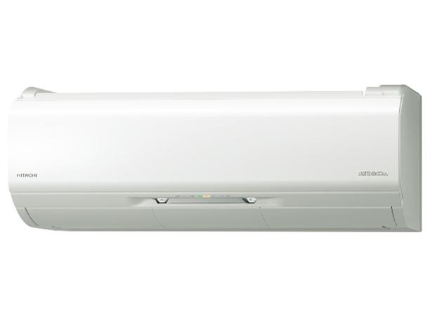 日立 20年モデルXKシリーズメガ暖 白くまくん RAS-XK40K2-W【【フィルター自動お掃除機能付】14畳用冷暖房エアコン