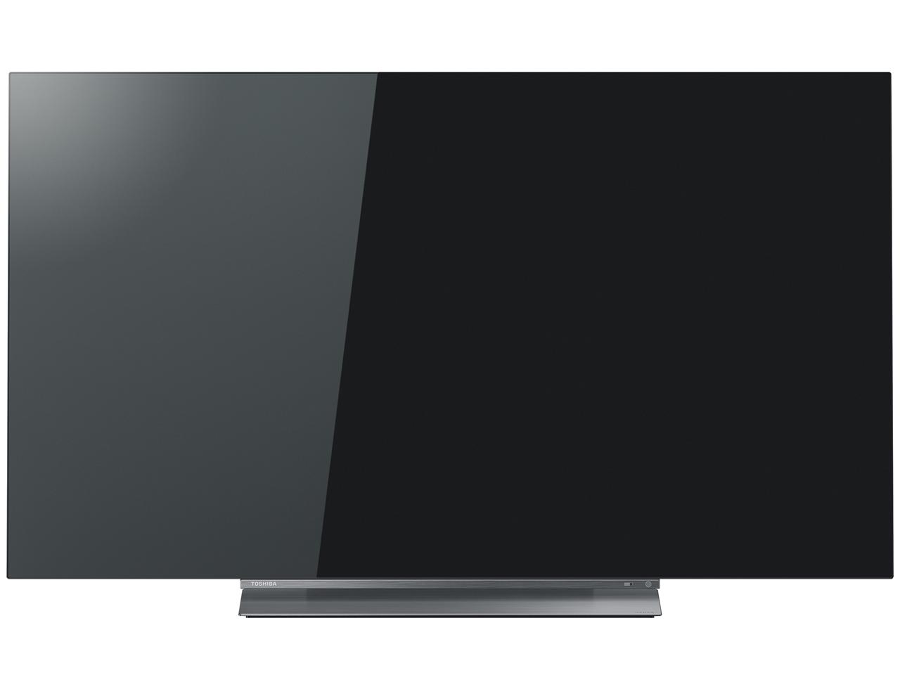 東芝 REGZA 55V型 有機ELパネル 地上・BS・110度CSデジタル4Kチューナー内蔵テレビ 55X830