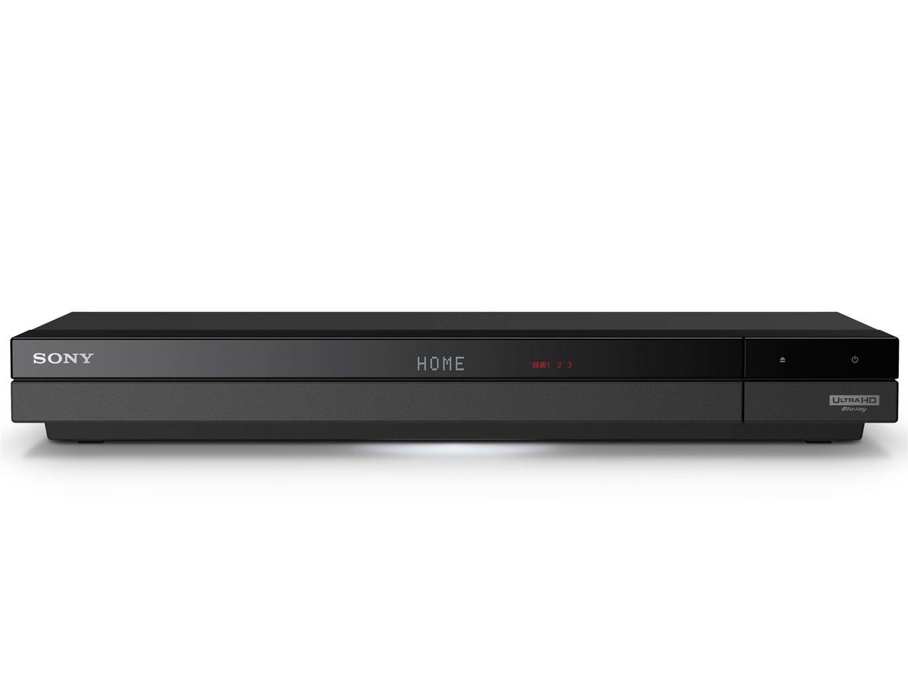 ソニー 2TB HDD/2チューナー搭載 ブルーレイレコーダーBDZ-FBW2000