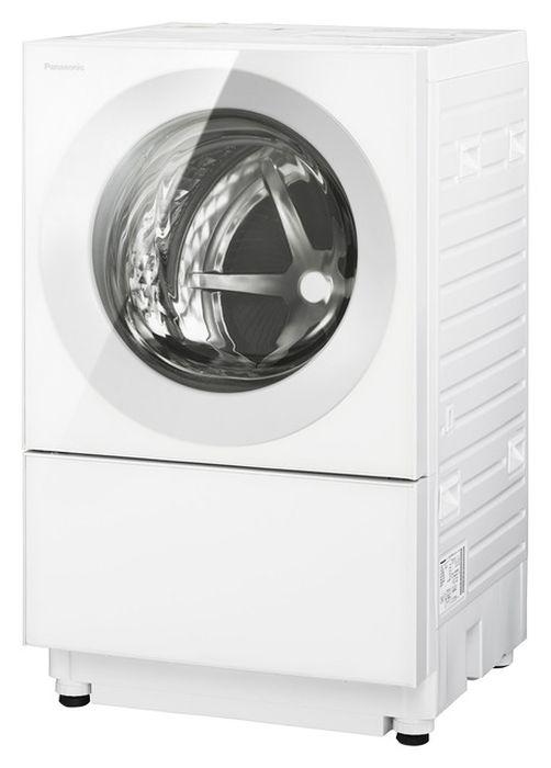 パナソニック キューブル ななめドラム洗濯乾燥機【←左開き】NA-VG1400L-W