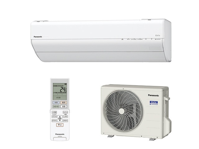 パナソニック エオリア 20年度モデル Jシリーズ CS-560DGX2-W 【18畳用冷暖房除湿エアコン 200V仕様】