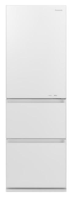 パナソニック 365L ノンフロン冷凍冷蔵庫NR-C371GN-W【標準設置無料】