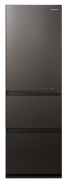 パナソニック 365L ノンフロン冷凍冷蔵庫【←左開き】NR-C371GNL-T【標準設置無料】
