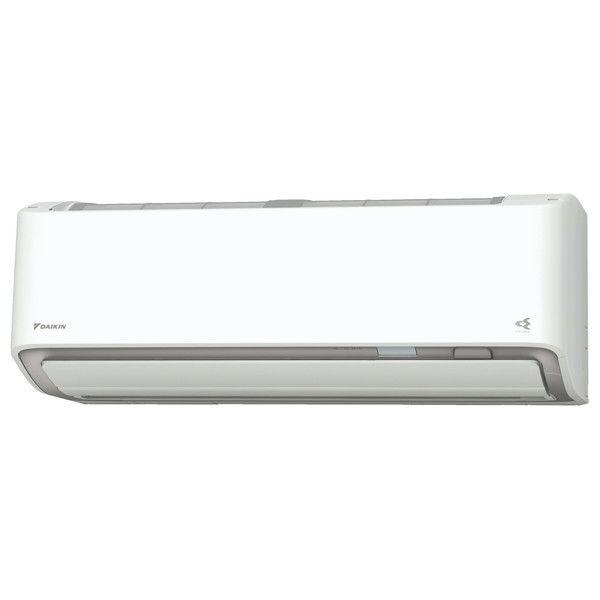 ダイキン 20年モデル AXシリーズ S25XTAXS-W 【100V用】8畳用冷暖房除湿エアコン