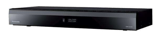 パナソニック 2TB HDD/7チューナー搭載ブルーレイレコーダー DMR-2X200