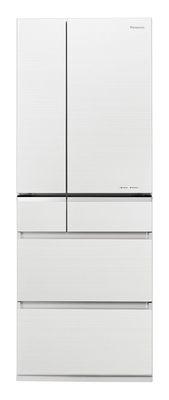 【標準設置無料】 パナソニック パーシャル搭載 501L 冷蔵庫 NR-F506XPV-W