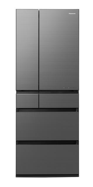 パナソニック 550L パナソニックパーシャル搭載冷蔵庫NR-F556WPX-H【標準設置無料】