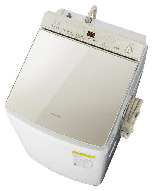 パナソニック 10kg洗濯乾燥機 NA-FW100K8-N