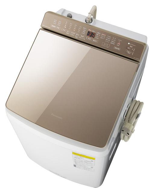 パナソニック 9kg洗濯乾燥機 NA-FW90K8-T