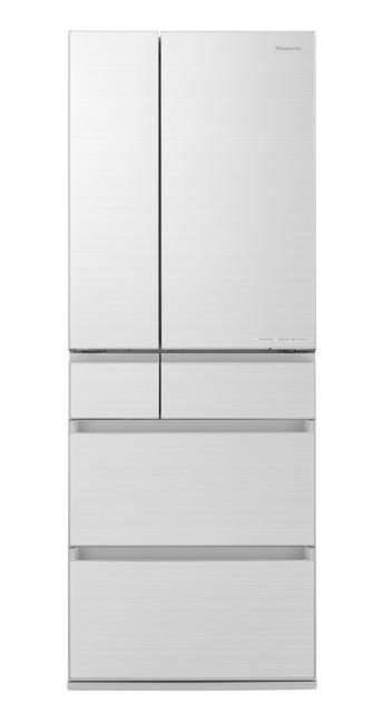 パナソニック 2020年モデル 600L パーシャル搭載冷蔵庫 NR-F606HPX-W 【標準設置無料】