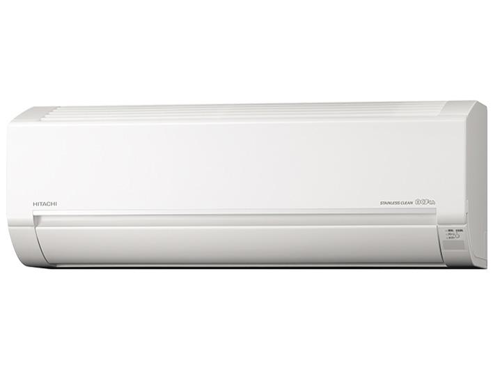 日立 20年モデル 白くまくんDシリーズ14畳用冷暖房エアコン 200V仕様 RAS-D40K2-W