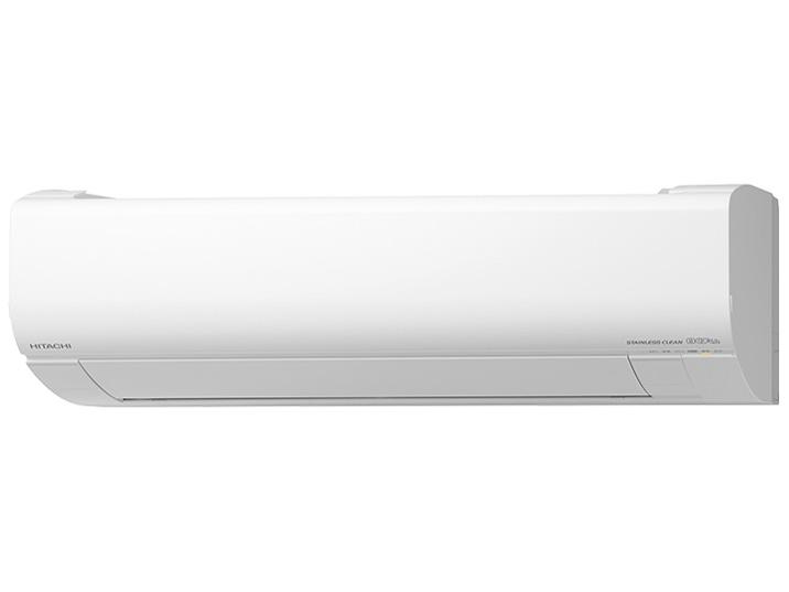 日立 20年モデル 白くまくんWシリーズ 12畳用冷暖房エアコン RAS-W36K-W