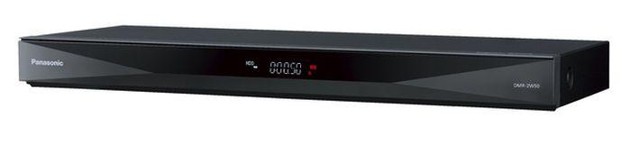 パナソニック 1TB HDD/3チューナー搭載ブルーレイディスクレコーダーDMR-2W50