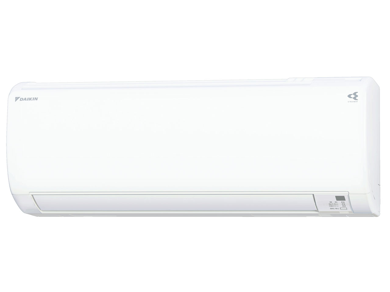 ダイキン 19年モデル KXシリーズ S25WTKXP-W 【200V用】8畳用冷暖房除湿エアコン