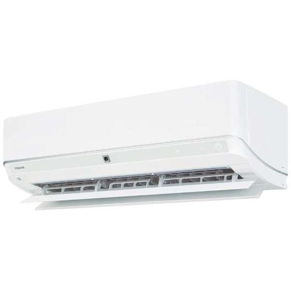 東芝 20年大清快 DTシリーズ RAS-G562DT-W 18畳用冷暖房エアコン