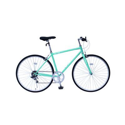 ミムゴ MG-FCP700CF-GR FIELD CHAMP CROSSBIKE700C6SF 自転車