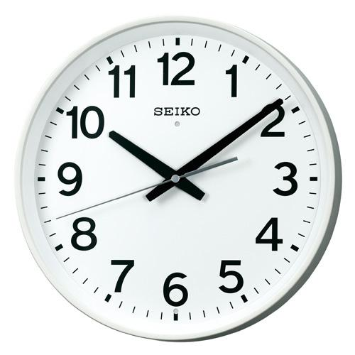 創業75年 各種設置工事 官公庁法人対応 初期不良対応 アフターサービス対応 シンプル セイコー KX317W 高級 倉 オフィスタイプ 掛け時計