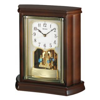 BY233B セイコー 置き時計 木枠