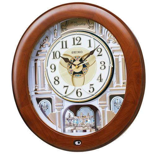 RE574B セイコー 掛け時計
