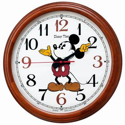 セイコー FW582B ディズニー 掛時計