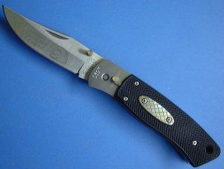 RIGID KNIVES(リジッド ナイブズ) RG-14 DESERT STORMボタンロック クリップポイント 限定品