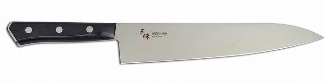 MCUSTA(エムカスタ)三昧 尻金シリーズ 牛刀 240mm HBB-6007