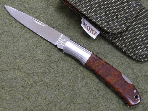 一番の ATS-34MOKI(モキ)MK-644I フォールディングナイフアイアンウッド ATS-34, アメカジ 通販 【Rockingchair】:57eb3387 --- rekishiwales.club
