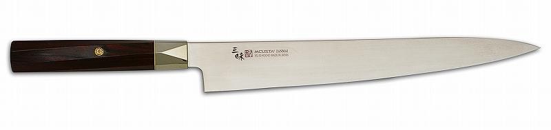 MCUSTA(エムカスタ)三昧 ツイストシリーズツイストハンドル VG-10 ブレイド筋引 270mm TZX2-4010V