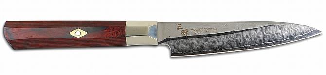 MCUSTA(エムカスタ)三昧(ザンマイ)シュープリーム 槌目ペティー 110mm TZ2-4001DH