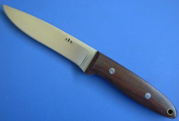 OKU オク キャンピングナイフ メーカー直売 キャンプ セール品 フィールド ウッドハンドル