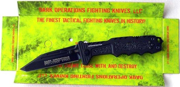 DARK OPS(ダーク OPS)STRATOFIGHTER Covert Tanto Point