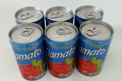 おすすめ 割材に そのまま飲んでもOK 激安通販専門店 クラマト ハマグリのエキスとトマトジュース 163ml カリフォルニア生まれ カクテルにもどうぞ 6缶