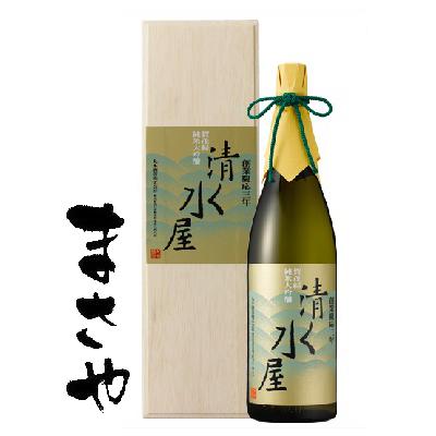 かもみどり 純米大吟醸 清水屋 1800ml