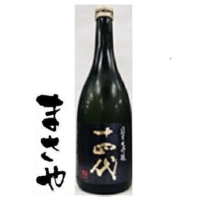 十四代 純米大吟醸 雪女神 720ml JAN4573343784532